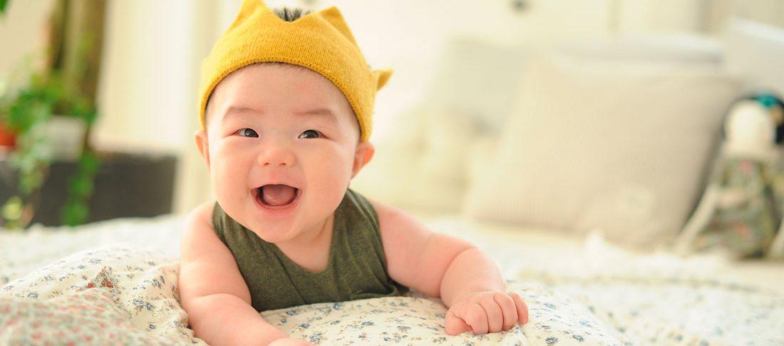 Mastigação correta começa antes dos primeiros dentes
